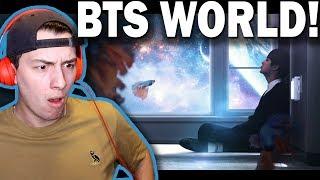 BTS (방탄소년단) 'Heartbeat REACTION! (BTS WORLD OST)