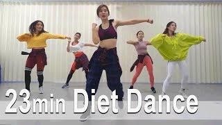 23 Minute Dance Workout. Cardio. Zumba. Choreo By Sunny. Dance. 줌바. 줌바댄스. 홈트. 다이어트.