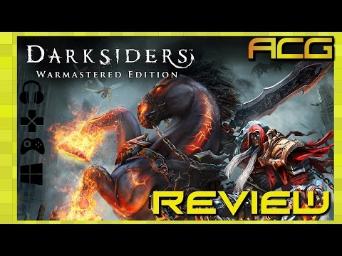 "Darksiders: Warmastered Edition ""Buy, Wait for Sale, Rent, Never Touch?"" video thumbnail"