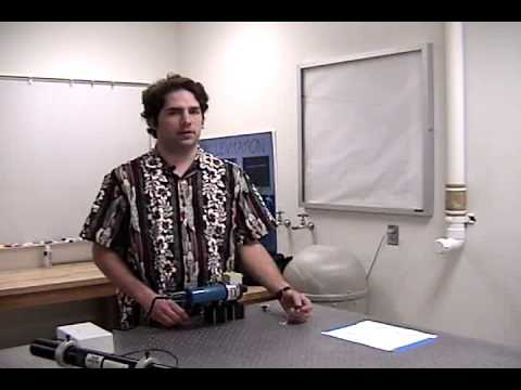 Measuring the Speed of Light - YouTube