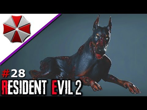 Resident Evil 2 Remake #28 - Der Kreuzschlüssel - Let's Play Deutsch