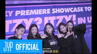 ITZY IT'z TOURBOOK in USA EP03