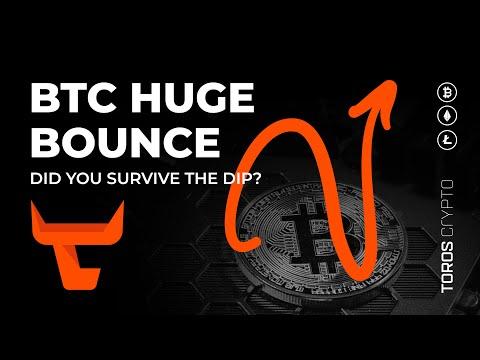 Bitcoin rinkos dangtelio srovė