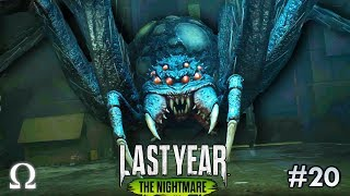 THE SPIDER IS FINALLY HERE! (NEW UPDATE!) | Last Year Chapter 1 Afterdark Gameplay / Steam Launch