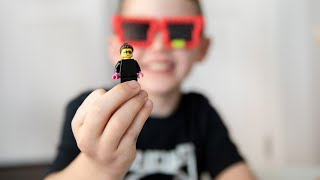 Vacaville 9-year-old Starts Lego Fundraiser To Help Cancer Awareness Group | Everyday Heroes