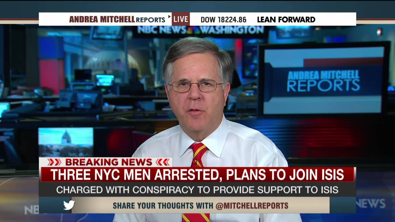 Three NYC Men Arrested, Planed To Join ISIS   msnbc thumbnail