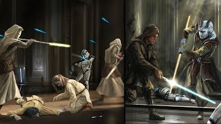 Inside the Jedi Temple During Order 66 [Legends] - Star Wars Explained