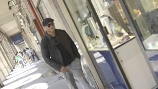 LL Cool J à Paris pour un photoshoot pour CBS Watch magazine