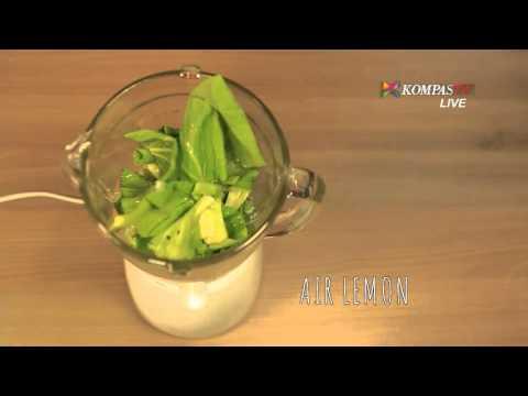 Video Jus Kale Sayuran - Sajian Sedap