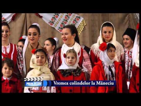 Emisiunea Prim-Plan – 18 decembrie 2015 – Craciun Maneciu