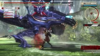 God Eater 2 Rage Burst , Caligula free mission