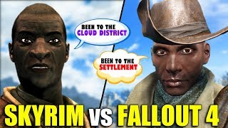What Skyrim Did Better Than Fallout 4