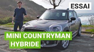 Essai MINI Countryman hybride : un SUV rechargeable passe-partout