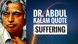 Motivational Quotes of Dr. APJ Abdul Kalam | Suffering | WhatsApp Status | Vertical Video
