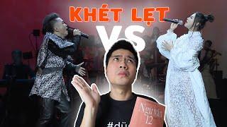 Reaction Xàm Văn: NGÀY CHƯA GIÔNG BÃO (@Tùng Dương Official  ft Bùi Lan Hương) hát CHÁY THỰC SỰ!