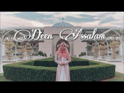 , title : 'Deen Assalam ديْنَ السَّلَامْ - Sulaiman Al-Mughni (cover by Sheryl Shazwanie)'