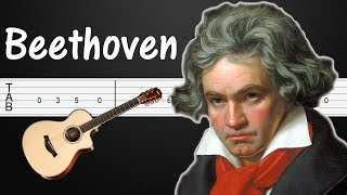 beethoven 9th symphony 2nd movement guitar tab - Thủ thuật