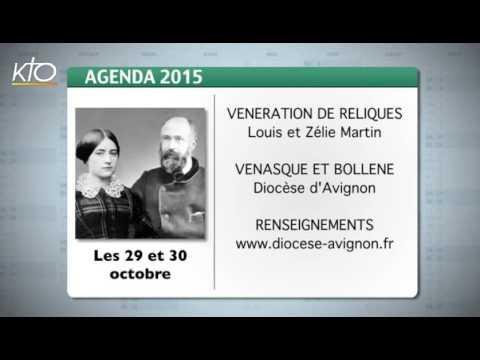 Agenda du 19 octobre 2015