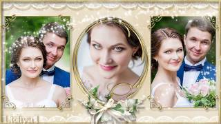 Наша свадьба #Our wedding day#Project Proshow Producer