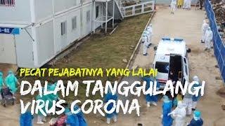 Tak Main-main, Pemerintah China Pecat Pejabat yang Lalai saat Wabah Virus Corona