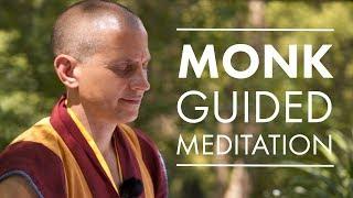 Short guided meditation for positive energy