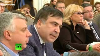 Cаакашвили & Авков (Жорик Вартанов Наша Russia)
