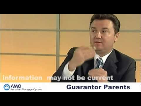 Using a guarantor on your home loan