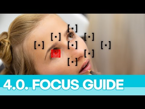 4.0. Focus Points and Focus Rules - understand FOCUS for better photos.