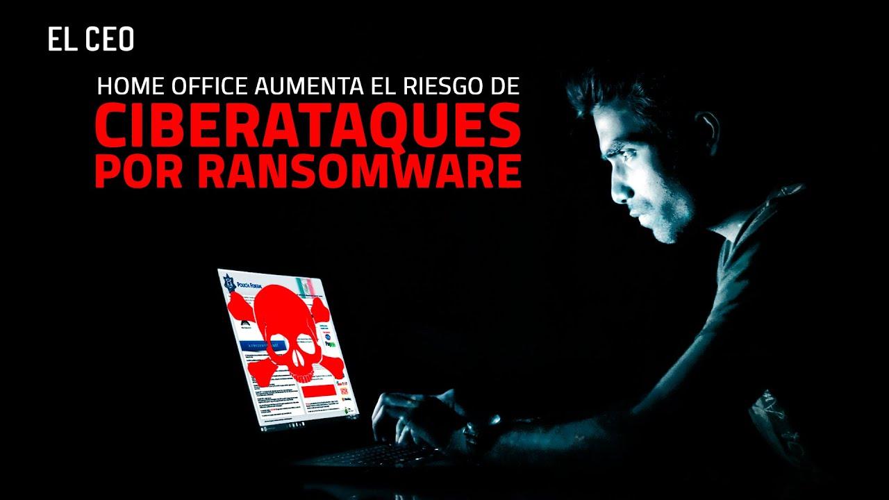 45% de las empresas fueron afectadas por ransomware en el último año