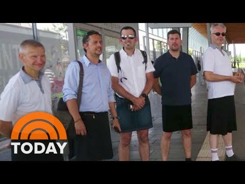Can Men Wear Shorts In The Workplace? | TODAY