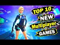 TOP 10 NEW MULTIPLAYER GAMES FOR ANDROID 2020 | HIGH GRAPHICS (Online/Offline)