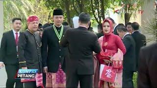 Hadiah 'Kemerdekaan' tak Terlupakan dari Jokowi untuk Menteri Yasonna, Istri Kapolri hingga Ajudan