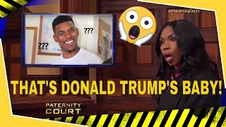 Paternity Court Outrageous Moments