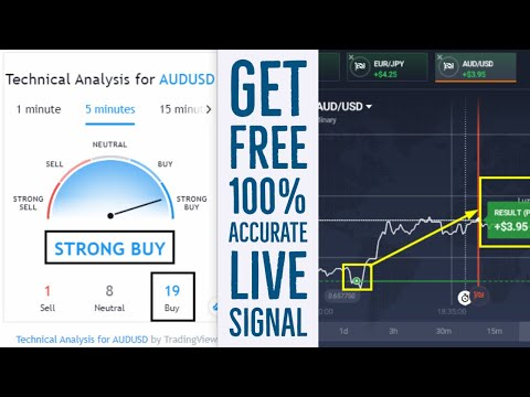 Binary option signal mt4