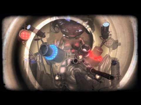 Man Overboard online metal music video by PUSCIFER