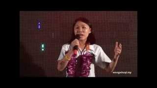 0427 Ceramah@Taman Pertama Senai--Calon N52 Dun Senai Wong Shu Qi 士乃州議席候選人黃書琪士乃大馬花園演講