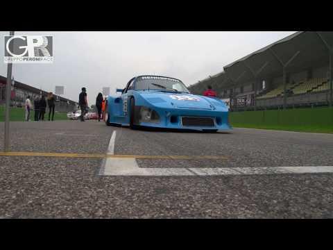 Servizio Campionato Italiano Autostoriche Imola