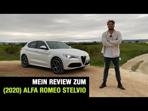 "2020 Alfa Romeo Stelvio ""Veloce"" (280 PS) 🇮🇹 Fahrbericht | FULL Review | POV | Test-Drive | Sound."