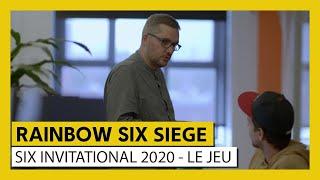 Le Jeu, nouveau teaser du Six Invitational 2020