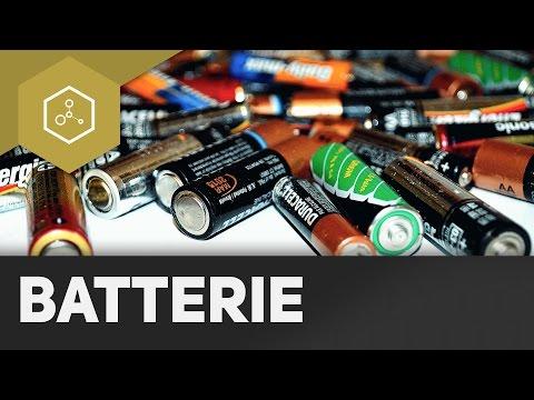 Galvanisches Element - Wie funktioniert eine Batterie?