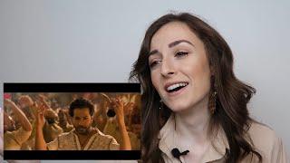First Class | Kalank | Varun | Alia | Kiara | Arijit Singh | Music Video | REACTION