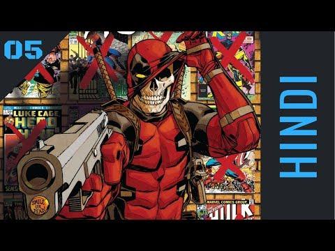 DEADPOOL Kills the Marvel Universe Again!   Episode 05   Marvel Comics in Hindi