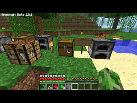 Minecraft: Mod Spotlight: Ores Plus w/ Jonese