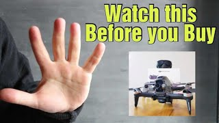 DJI FPV Drone Watch this Before You Buy