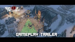 VideoImage1 Shadow Tactics: Blades of the Shogun