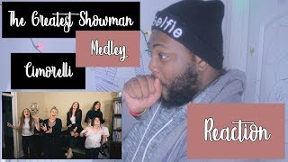 THE GREATEST SHOWMAN MEDLEY | REACTION