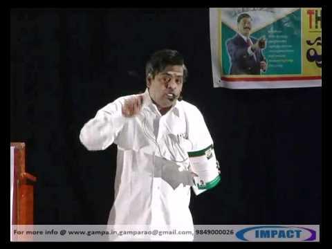 Life Story| Sitarama Sastri |TELUGU IMPACT Hyd 2012