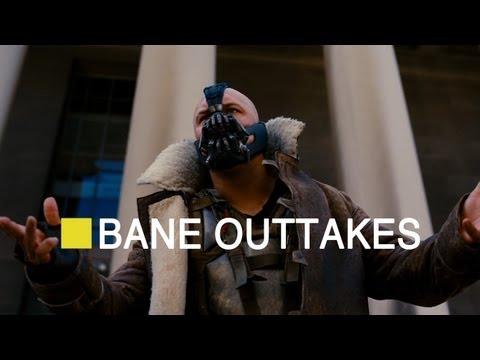 Watch Bane Rap, Talk About Food And Fight Batman Mortal Kombat-Style