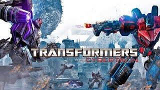 Transformers War For Cybertron Pelicula Completa Español  1080p  GameMovie