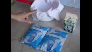 Смотреть онлайн Рецепт домашнего творога из молока и кефира для детей